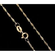 925 Silver Curb Chain - Twist