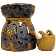 Classic Coffee Cauldron Oil Burner