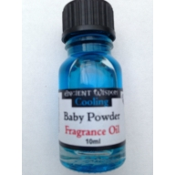 Baby Powder 10ml Bottle