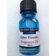 Baby Powder 10ml Bottle