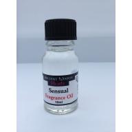 Sensual 10ml Fragrance Oil