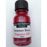 Summer Rose 10ml Fragrance Oil