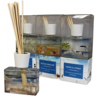 Tropical Sunset Reed Diffuser Set