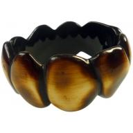 Teeth Earth Bangle