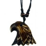 Horn Pendant - Eagle