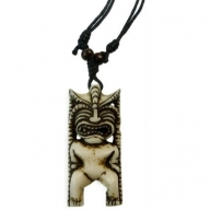 Horn Pendant - Totem
