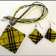 Shell - 2 Piece Set - Diamond - Tartan