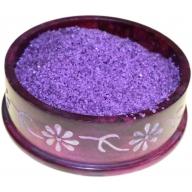 Deep Violet Musk Simmering Granules 200g bag (Purple)