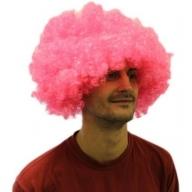 Big Pink Curly