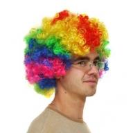 Multi-Coloured Curly