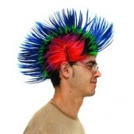 Multi-Coloured Punky