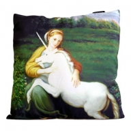 Art Cushion Cover - The Last Unicorn