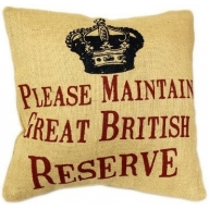 Cushion Cover GB Reserve