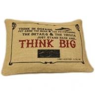 Jute Cushion Cover - Think Big