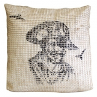 Blackbeard Cushion Cover