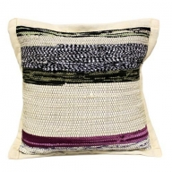 Rug Cushion Cover - Natural