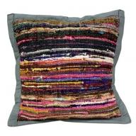 Rug Cushion Cover - Stone