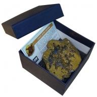 Aura Geode - Gold