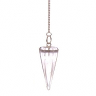 Rock Quartz Magic Pendulum