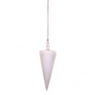 Snow Quartz Magic Pendulum