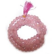 Mala Beads - Rose Quartz