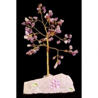 Amethyst Gemstone Tree (80 Stone)