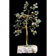 Moss Agate Gemstone Tree (80 Stone)