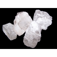 White Himalayan Salt Crystal 50g Chunks - approx 1kg