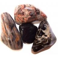 Silverleaf Jasper Stone Large Tumble Stones