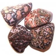 Leopard Skin Large Tumble Stones