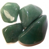 Quartz Green Large Tumble Stones