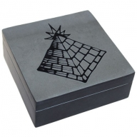 Lucky Stone Box - Pyramid