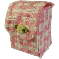 Favours - Purse - Pink - Per 6 Units