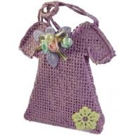 Favours - Dress - Lavender - Per 6 Units