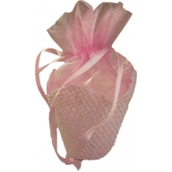 Favours - Shaped - Pink - Per 6 Units