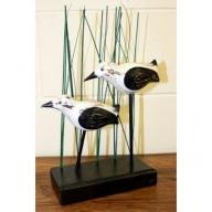 Wooden Art - Sea Gulls