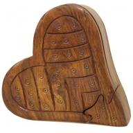Heart Puzzle Box