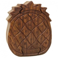 Pineapple Puzzle Box