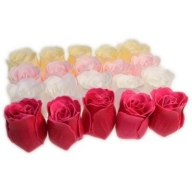 Mixed Bath Roses - 20 roses