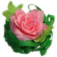 Single Rose Bath Confetti - Jasmine