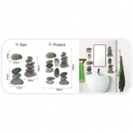 Wall Decor - Simple Pebbles