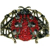 Bracelet Ruby Ladybird