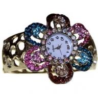 Bracelet Watch Flower Power