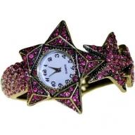 Bracelet Watch Retro Stars