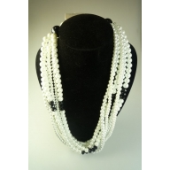 Perilous Pearls Multilink Short Necklace
