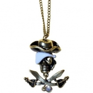 Retro Bling Pendants - Pirate Cross