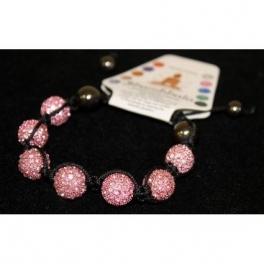 Shambhala 7 Rose Beads 14mm