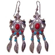Tibetan earring style-04