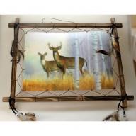 Dreamcatcher 3D Pic - Deer in Woods