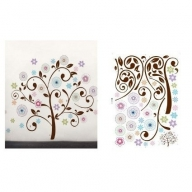Wall Art - Funky Tree